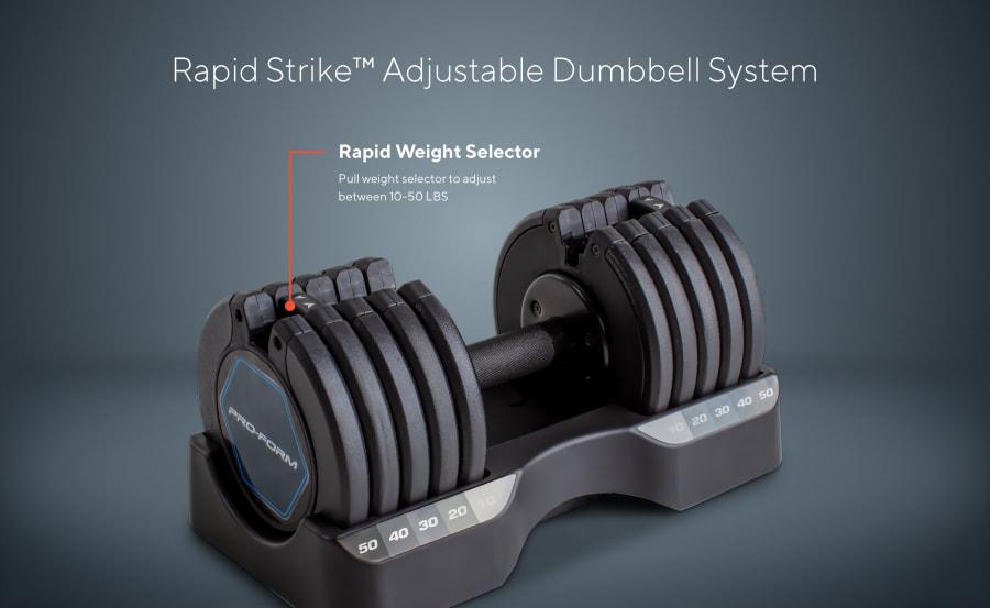 Rapid Weight Selector