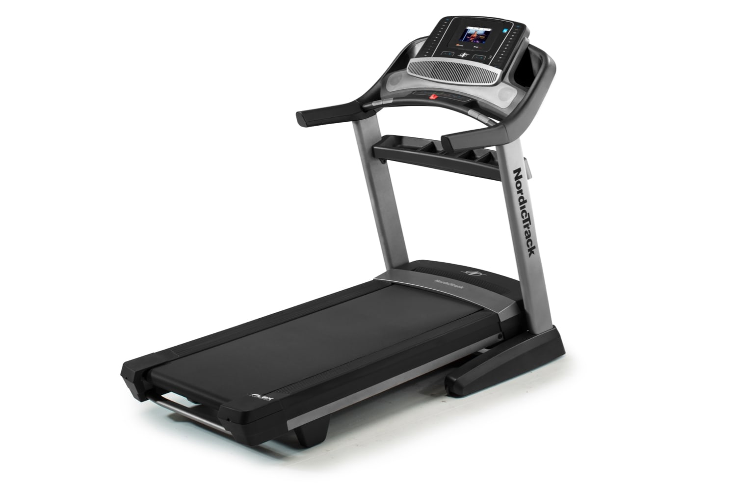 Nordictrack commercial 1750 treadmill assembly and tips video.
