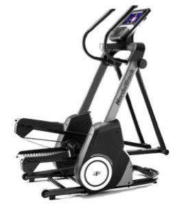 Freestrider FS9i combines elliptical motion with a gaited run as well as stair stepping