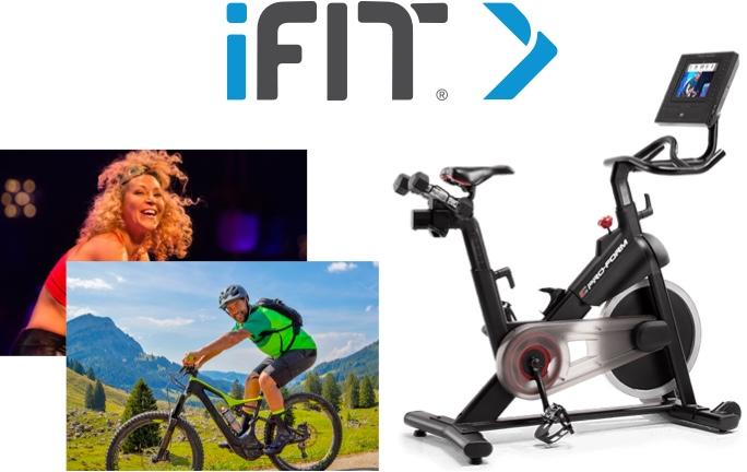 ifit bike