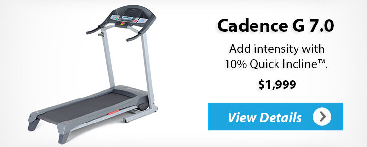 Weslo Cadence G 7.0