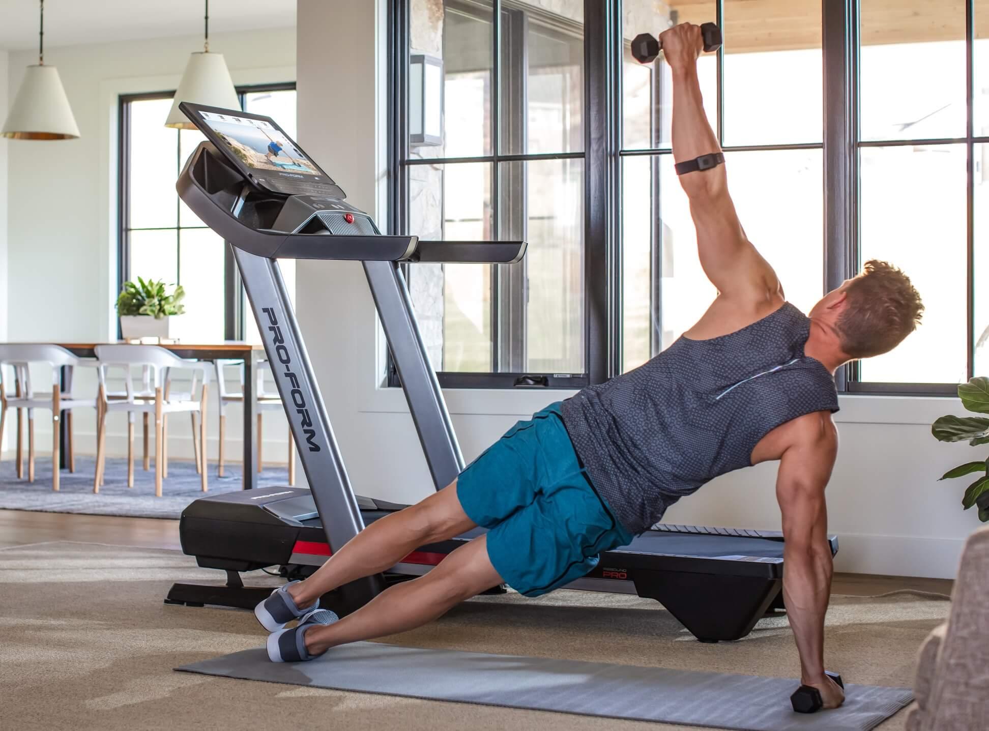 Build upper-body strength.